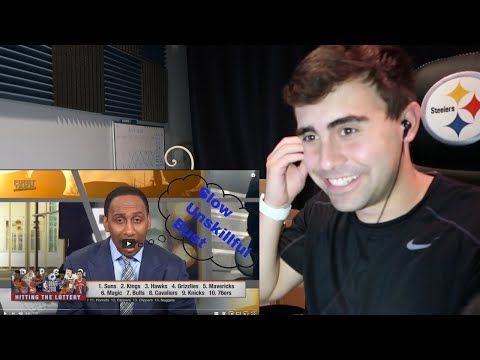 Reacting to NBA Analysts Reaction of Luka Doncic BEFORE and AFTER the Draft