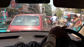 learning how to drive in india part 2