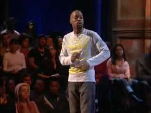Def Poetry: Black Ice Imagine
