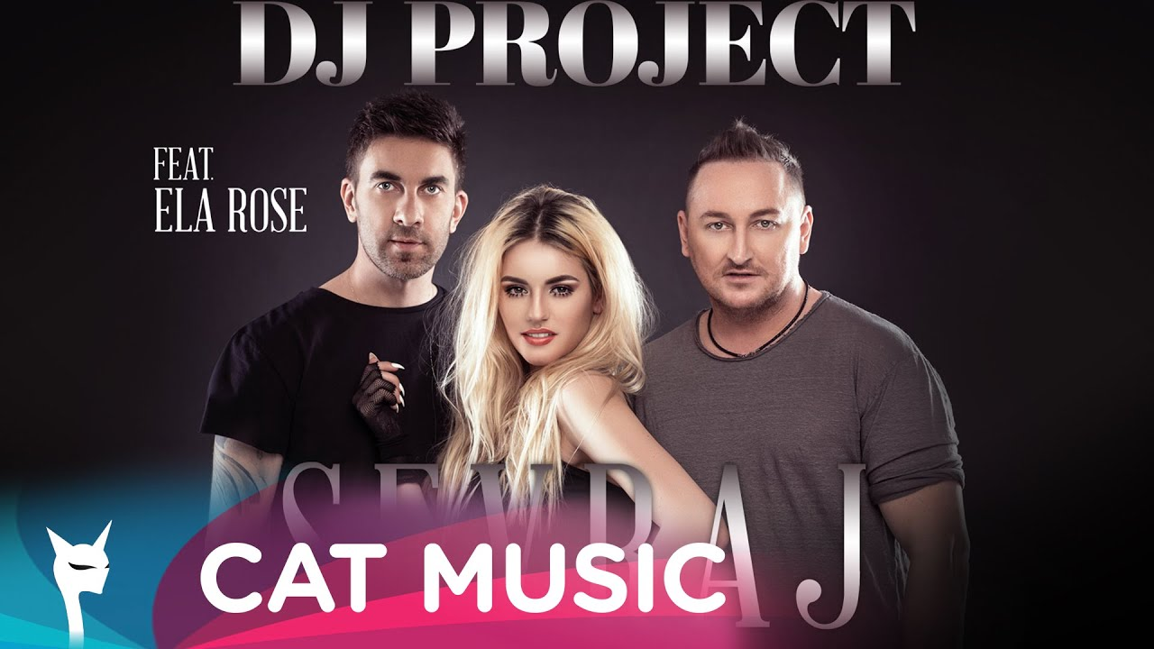 DJ Project - Sevraj (feat. Ela Rose) Official Single by KAZIBO