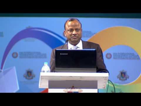 Mr. Rajnish Kumar - 26th IMA International Management Conclave 2017.
