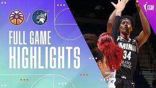 LOS ANGELES SPARKS vs. MINNESOTA LYNX | FULL GAME HIGHLIGHTS (June 12, 2021)