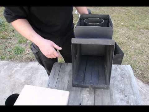 raketenofen grundofen der systains raketen grundofen die brenneinheit youtube. Black Bedroom Furniture Sets. Home Design Ideas