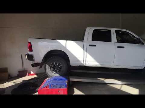 Repeat 2013 5-2017 RAM 2500 6 7L Cummins Dyno Run: Ag Diesel