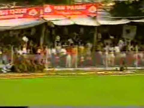 sachin tendulkar  2nd ODI Century