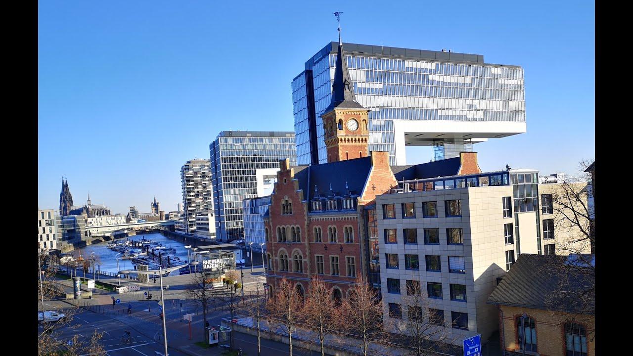 Verkehr Köln Innenstadt