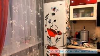 Виниловая наклейка на холодильник - результат(, 2014-09-03T08:45:00.000Z)