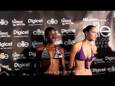 Elite Model Look Caribbean 2011 Grenada cASTING