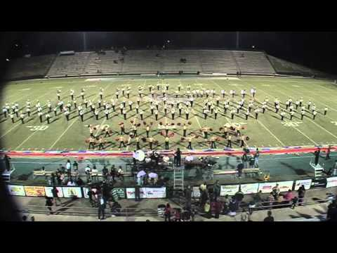 Flagler High School Marching Band 2012-11-02