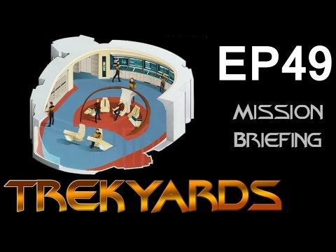 Trekyards EP49 - Enterprise D Bridge With Larry Nemecek