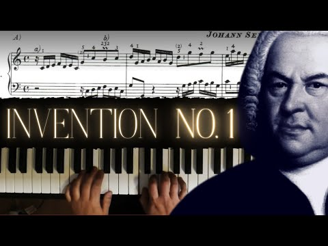 J.S. Bach: Two-Part Invention No. 1 in C major │ Classical Piano Lesson #6