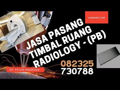 Jasa Pasang Timbal PB Radiologi Aldy