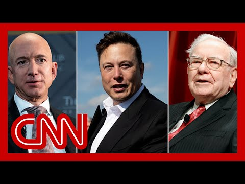 IRS documents show Bezos, Musk and Buffett pay almost no taxes