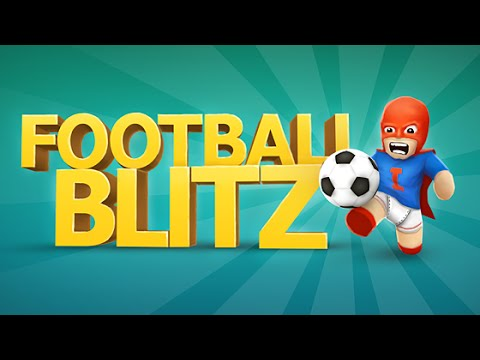 Football Blitz Android GamePlay Trailer (HD) [Game For Kids]