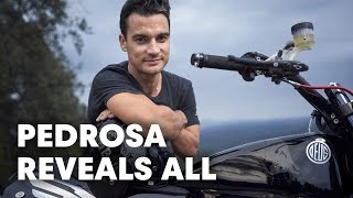 The Impossible Pedrosa An Interview With Dani Pedrosa Part 1
