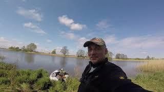 Рыбалка на реке Запекаем Леща в фольге
