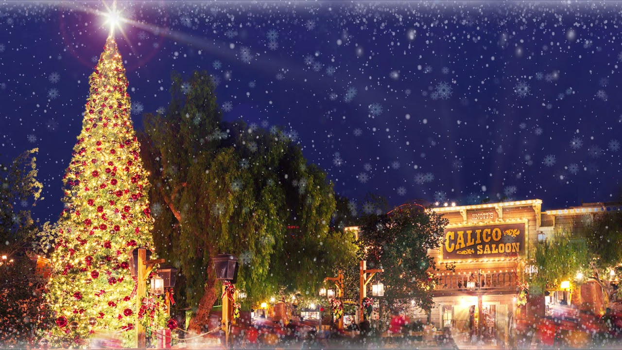 Knotts Berry Farm Christmas 2020 Dates California's Best Christmas Events, Activities & Celebration