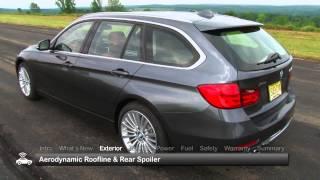 2015 BMW 3 Series Sports Wagon Test Drive