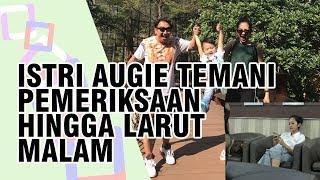 Istri Augie Fantinus, Adriana Bustami Temani Pemeriksaan Hingga Larut Malam di Polda Metro Jaya