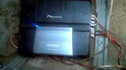 SONY XPLOT NEGRO pioneer gm 5300t