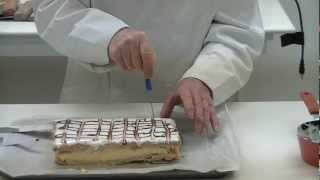 How To Make A Neapolitan Or Custard Slice