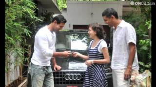 John Abraham gifts Audi Q3 to his sister-in-law
