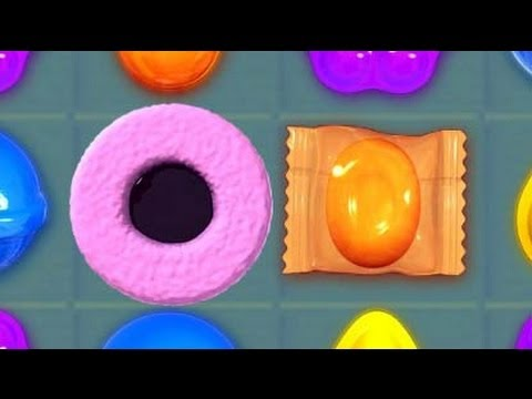Candy Crush - CRAZY COCONUT & WRAPPED BOMB COMBO!!