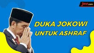 Jokowi Sampaikan Duka Cita untuk Ashraf Sinclair dan BCL - JPNN.com