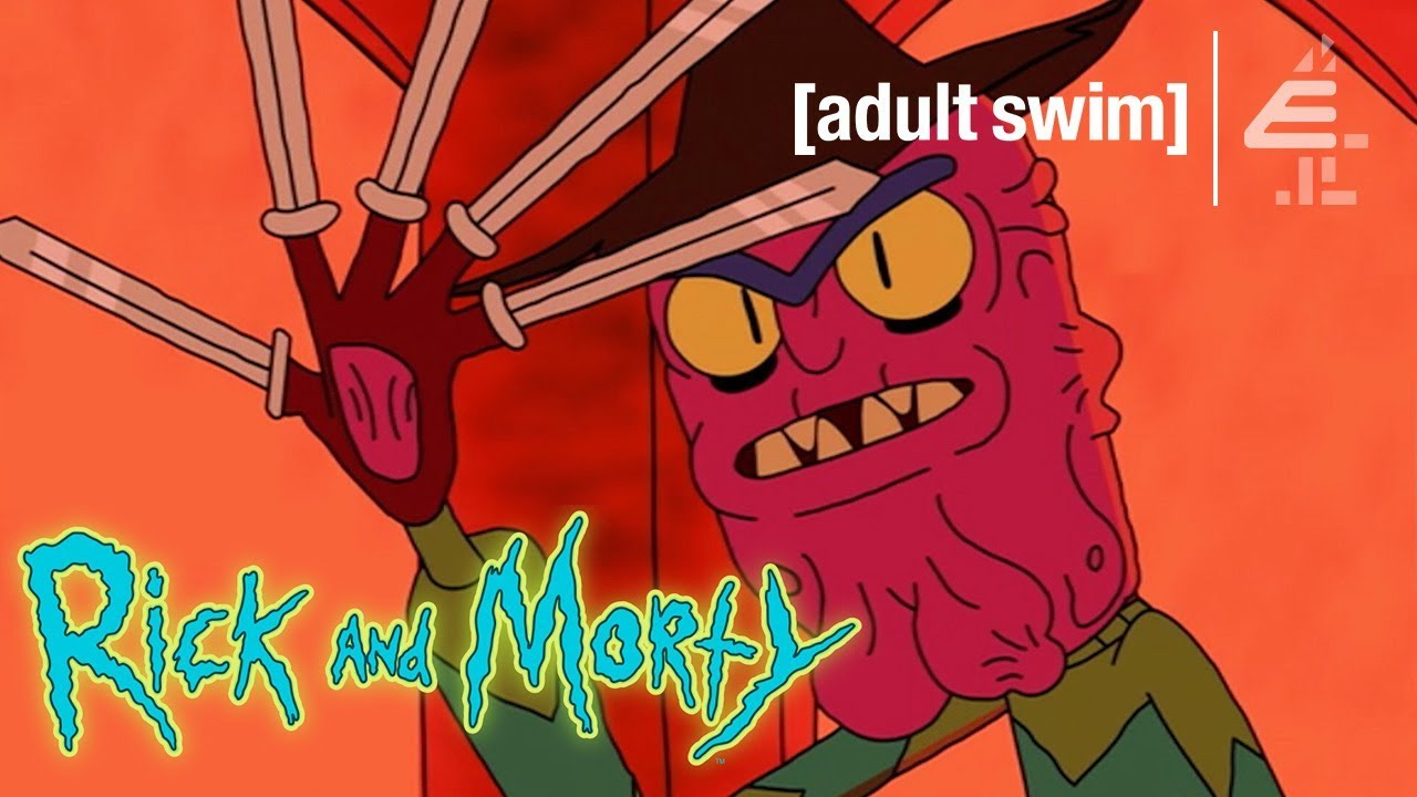 Rick and Morty Meet Scary Terry   Rick and Morty