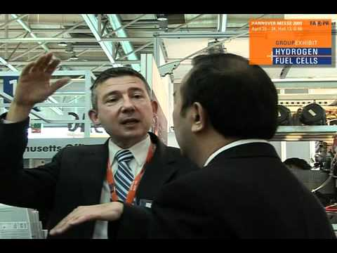 15th Group Exhibit Hydrogen + Fuel Cells at HANNOVER MESSE 2009 - day 4