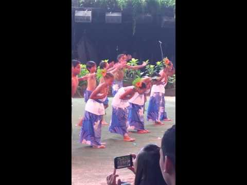 Nayomi's Samoa may day 2015
