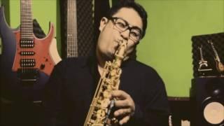 Tanah Airku Relly Daniel Assa Saxophone Cover