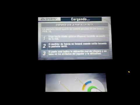 Unboxing + review FIFA 15 3DS en español