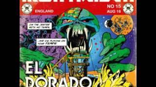 Iron Maiden- El Dorado (New Iron Maiden Single from The Final Frontier)
