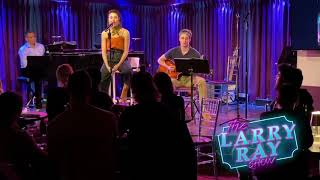 The Larry Ray Show - Catherine Ariale featuring Michael Schofi performing Crazy by Gnarls Barkley