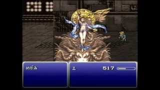 Final Fantasy VI Speedrun (Japanese Any%) - 4:53:37 (4:30:37 Kefka kill)