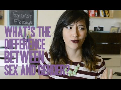 What's the Difference Between Sex and Gender? | Feminist Fridays