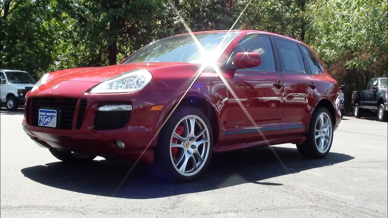 mvs 2008 porsche cayenne gts youtube. Black Bedroom Furniture Sets. Home Design Ideas