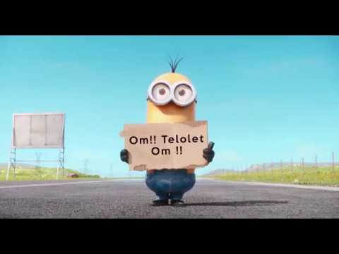 Minion Om Telolet Om