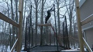 WInter training  Safety Colby Iverson