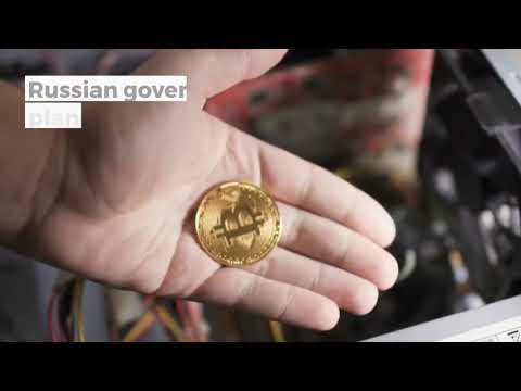 Russia prepares to regulate cryptocurrency