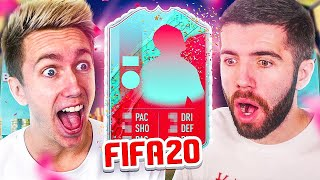 FUT BIRTHDAY PACK CHALLENGE With Josh (FIFA 20 PACK OPENING)