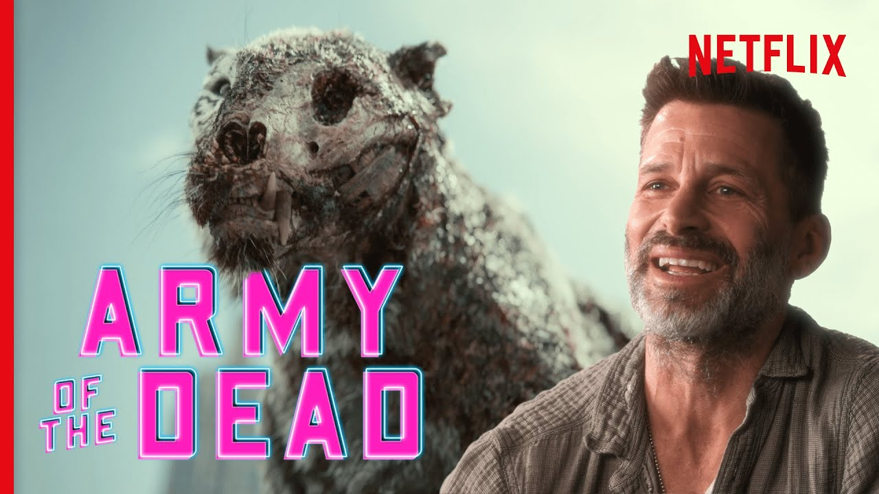 Download Zack Snyder Dissects the Army of the Dead Trailer | Netflix