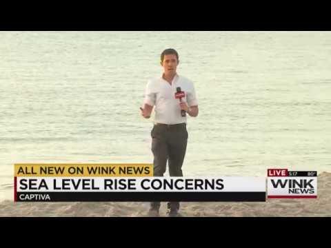 Sea Level Rising in Southwest Florida