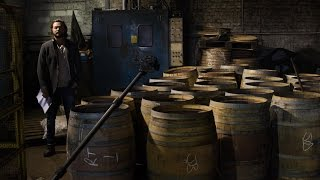 Dewar's: Scratched Cask 360° Virtual Reality Experience