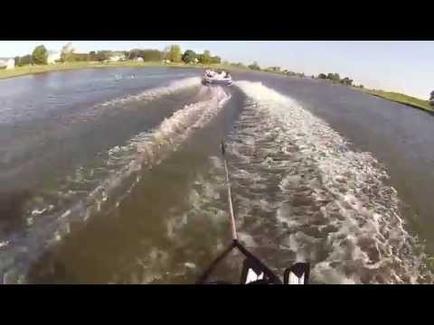 Water Ski Jumping GoPro