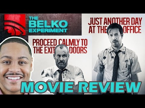 The Belko Experiment Movie Review - Office Space meets the Purge and have a baby named Saw.