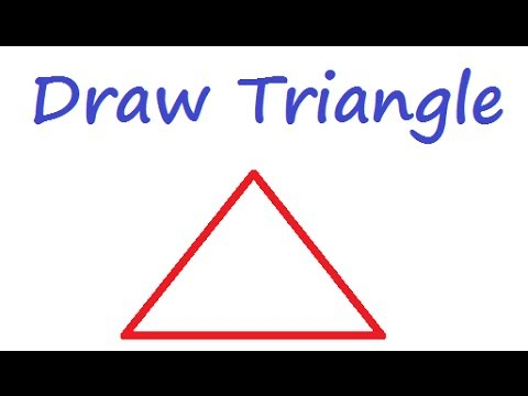 MSW LOGO - Draw triangle Using Logo