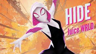 SPIDER-MAN: INTO THE SPIDER-VERSE - Hide | Juice WRLD, Seezyn || Music Video
