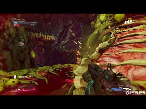 DOOM - Multiplayer - Team Deathmatch - Boneyard (XBOX ONE)